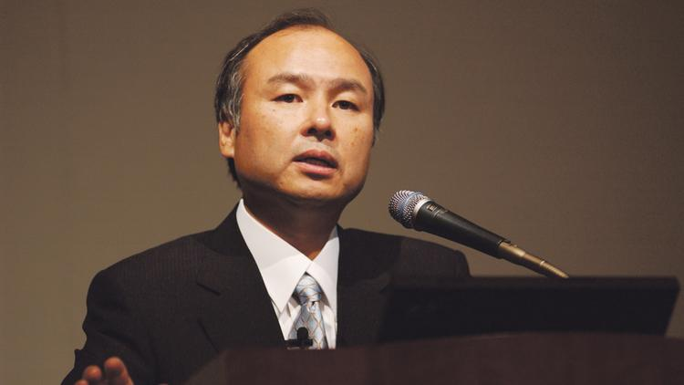 SoftBank Corp. CEO Masayoshi Son is determined to make the company one of the world's largest wireless providers.