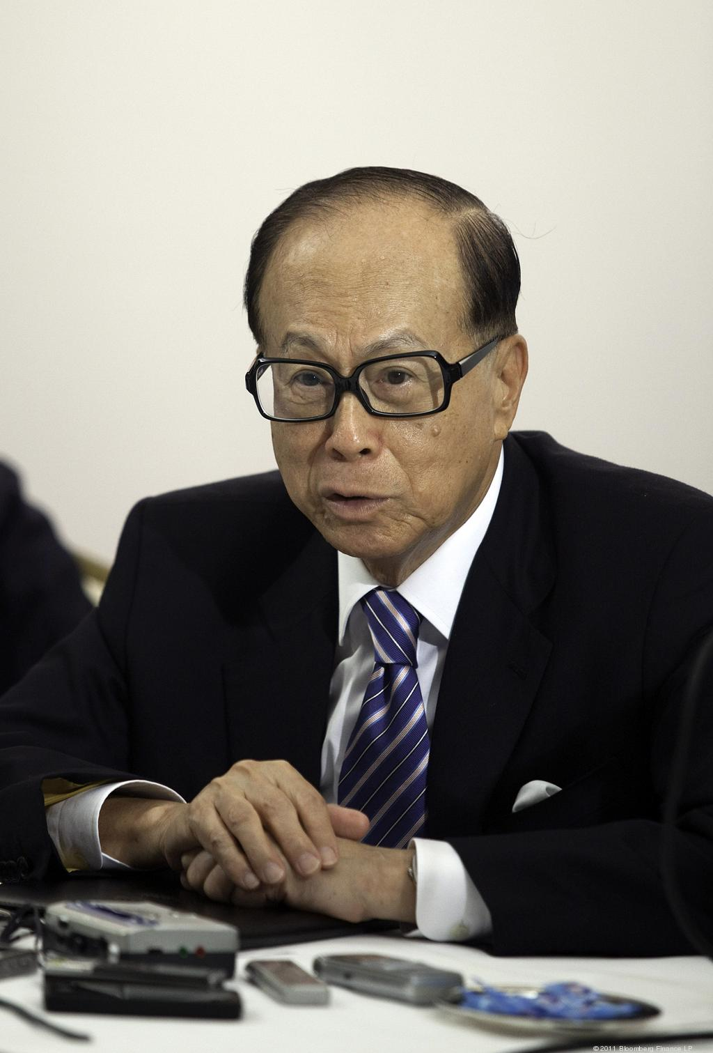 li ka shing business strategy