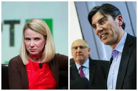 Could Marissa Mayer be eyeing Tim Armstrong's company for acquisition?