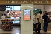 The Food Network Kitchen has already opened in Terminal 3. This was Food Network's first casual restaurant and gourmet market nationally.