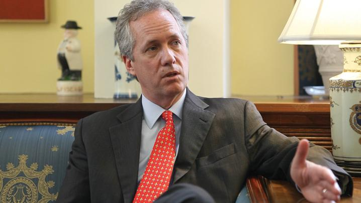 Louisville Mayor Greg Fischer has been a vocal advocate for approval of local option sales tax legislation.