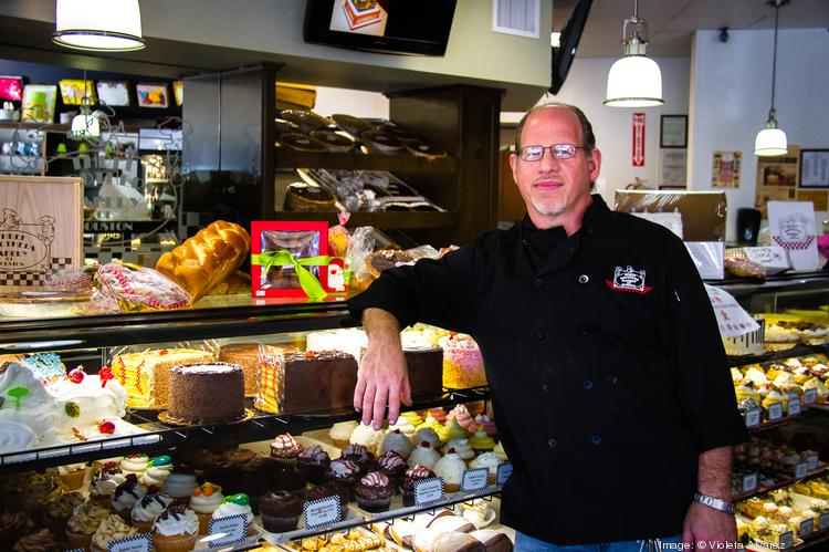 Bobby Jucker is a fifth-generation baker and runs Three Brothers Bakery with his wife, Janice. The Houston bakery will open its third location this month. Jucker explains how his company balances tradition with the future.
