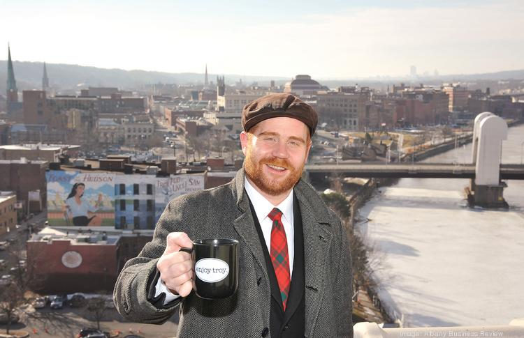 Duncan Crary, owner of Duncan Crary Communications, is a big fan of urban living. He lives and works in Troy, NY.