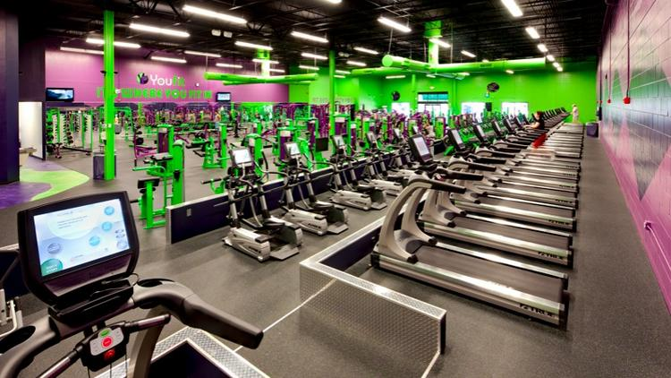 Youfit Health Clubs offer no-contract membership for about $11 a month.