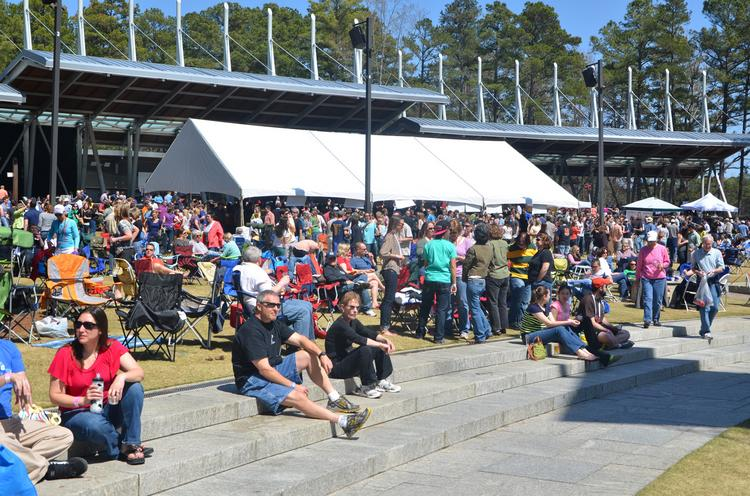Fans at the Pepper's ChiliBrew Fest enjoyed music, beer, chili and lots more. The festival was held at the Koka Booth Amphitheatre in Cary on April 6.