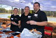 Cary's Firewurst was on-hand to serve its chili to attendees. The chili used their bratwurst as one of the feature ingredients.