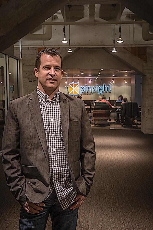 Kevin McGinnis is vice president of Pinsight Media+.