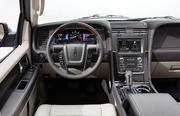The Navigator's refresh includes changes to its exterior and interior.