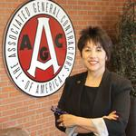 Vicki Mora's new role is to attack workforce and economic issues