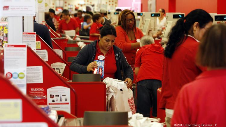 Target said in its annual report that it expects credit card issuers to claim that the retailer was not in compliance with industry standards when a massive data breach occurred late last year.