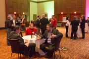 More than 400 attended and networked at the Courier's Gala at Horseshoe Casino.