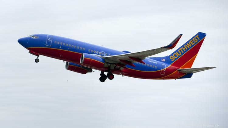 Southwest Airlines investing heavily in nonstop flights between Chicago's Midway Airport and Reagan National Airport in Washington, D.C.