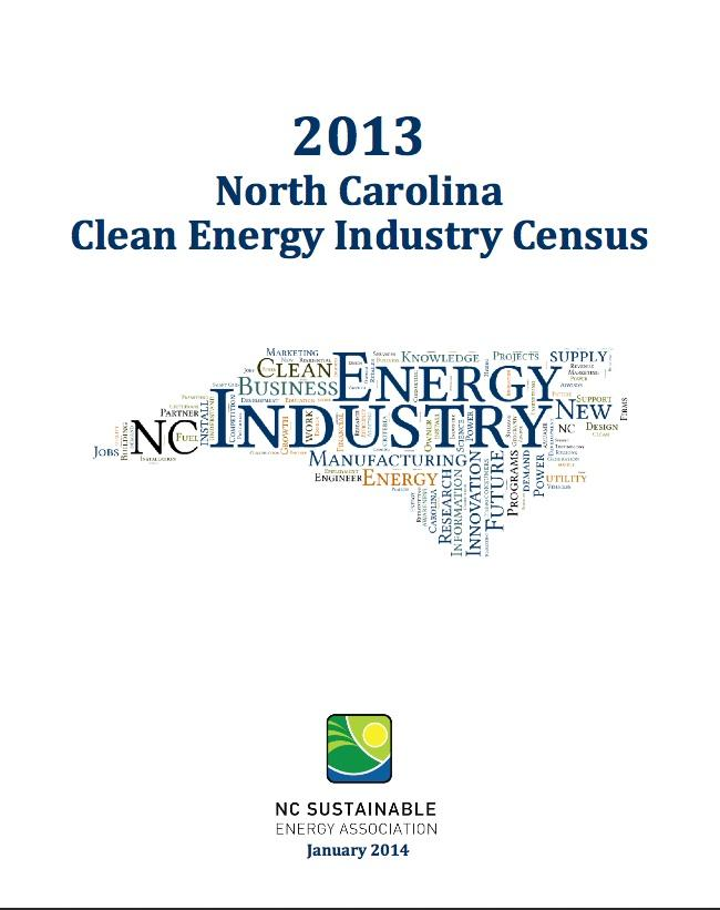The N.C. Sustainable Energy Association has produced its sixth annual report on the state's clean energy industry.