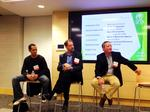 Innovation requires resources and teamwork, panel says