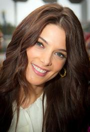 Actress Ashley Greene, known for her role in the Twilight series.