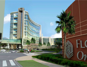 Florida Hospital is planning a pedestrian bridge to connect Florida Hospital for Women and its new Florida division headquarters.