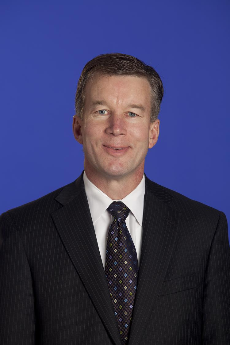 Kevin Mather, new president and chief operating officer of the Seattle Mariners.