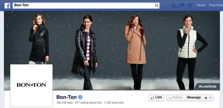 Bon-Ton Stores is setting up a distribution center in Central Ohio.