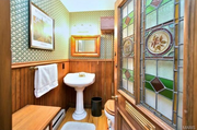 16970 Old Jamestown Road: One of the bathrooms.