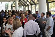 The crowd at the 2013 Best Places to Work awards at the Hyatt Regency Pier Sixty-Six.