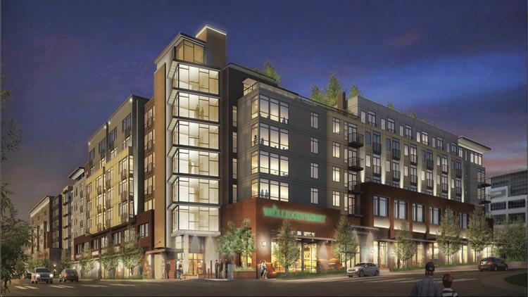 A Seattle City Council committee has approved the Whittaker, a mixed-use project proposed for West Seattle. Whole Foods is the project's anchor retail tenant, and former Mayor Mike McGinn had tried to stop the development because Whole Foods workers are not union members.