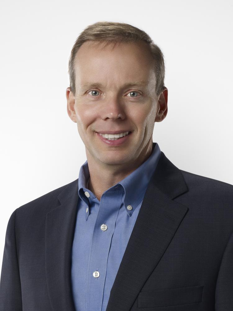 Tom Sweet was promoted to CFO of Dell Inc. in January 2014.