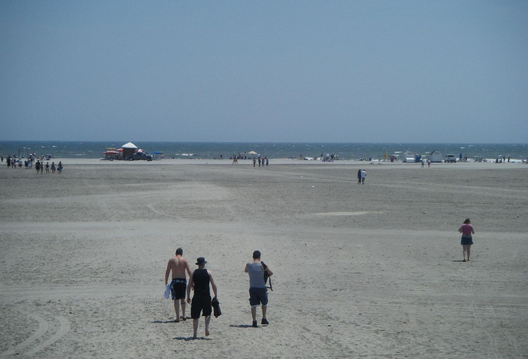 Wildwood beach