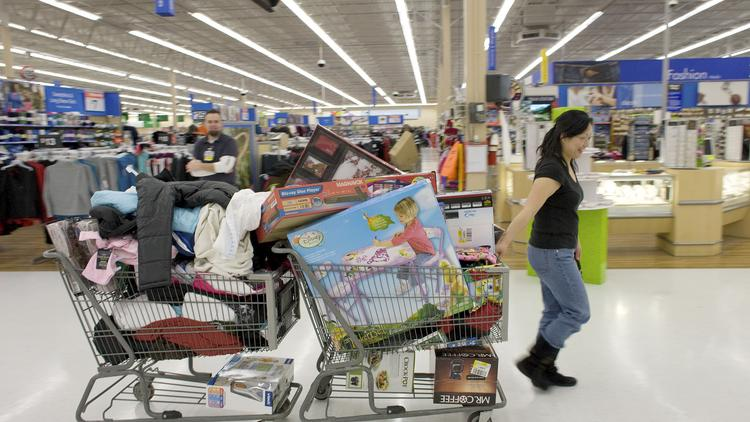 Beginning March 26, Wal-Mart will accept video game trade-ins at most of its U.S. stores, allowing shoppers to swap their old games for store credit.