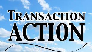 Transaction Action is Tricia Lynn Silva's weekly wrap-up of online real estate news.