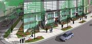 A ground floor look at Beacon Capital Partners' planned Greensboro Park Place.