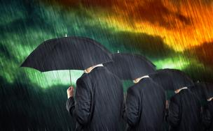 Entrepreneurs can avoid dark clouds over their startups if they do some advance planning.