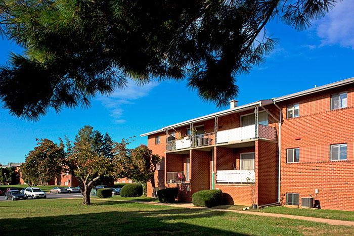 The Millbrook Park Apartments are at 6808 Millbrook Park Drive and include one-, two- and three-bedroom units in 73 buildings over 40 acres.