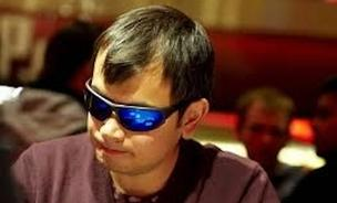 Demis Hassabis, co-founder of DeepMind, at The World Series of Poker,