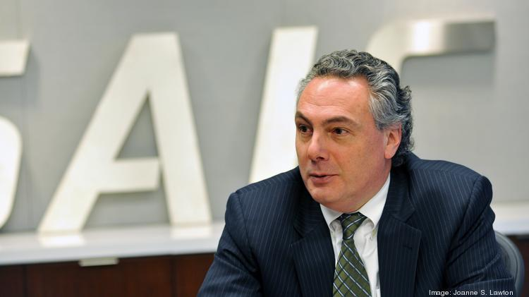 "SAIC CEO Tony Moraco told analysts on a second-quarter earnings call Thursday that his company is ""working a lot with the congressional leaders and the folks in the Pentagon and the administrators to try and address"" the small business headwinds his company feels."
