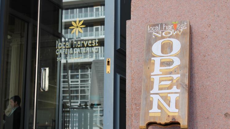 Local Harvest Cafe says it is closing breakfast/lunch service during the week and keeping brunch on the weekends.