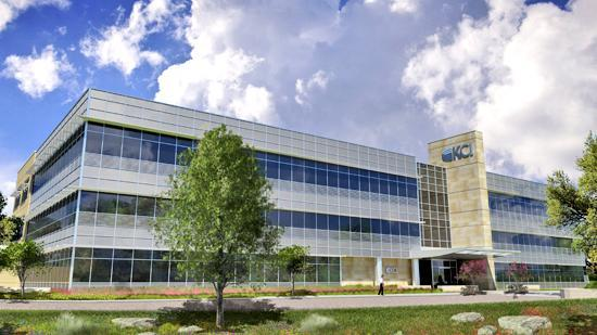 Koontz Construction was behind work for the KCI headquarters in San Antonio in 2012.