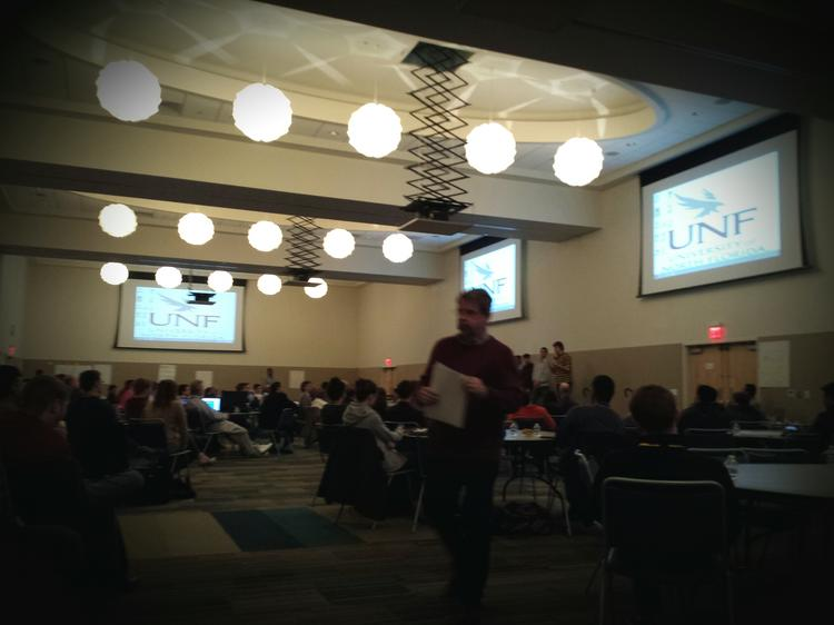 Participants at Startup Weekend tried to figure out what ideas could be most successful.