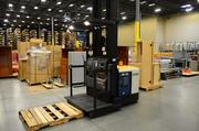 Carter's uses hydrogen-powered fuel cells to power forklifts and other devices.