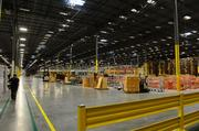 Carter's' new distribution warehouse has more than 1 million square feet.