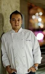Meet the new chef at the Cincinnatian's Palace restaurant