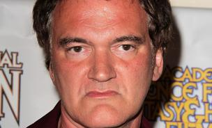 Quentin Tarantino at the 39th Annual Saturn Awards press room in 2013.