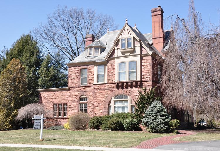 The UAlbany president's house is on the market for $625,000.