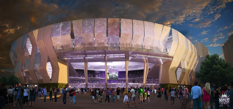 Sacramento Kings President Chris Granger said several features of the arena stand out to him, including the indoor/outdoor connection and an interior terrace with a view of the nearby Sacramento River.