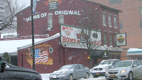 The Anchor Bar in Buffalo, N.Y., which helped make buffalo wings famous nationwide, could add Pittsburgh as a location.
