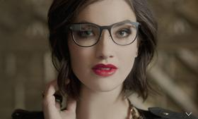 Google Glass has unveiled prescription glasses.
