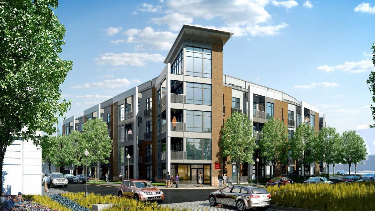 Hoffman madison waterfront executives buy first of the for Buy apartment in washington dc