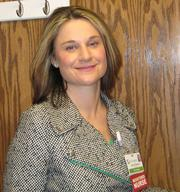 Donna Parsons is nominated in the Manager category for her work at St. Elizabeth Healthcare.
