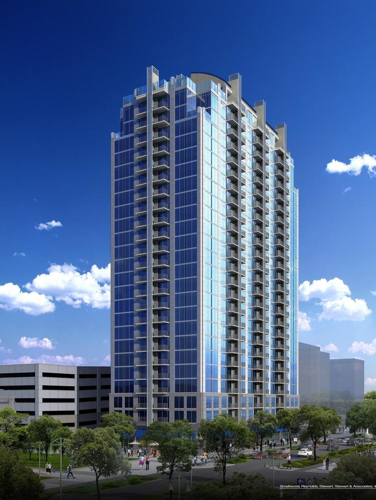 SkyHouse River Oaks is expected to deliver in the first quarter of 2015.