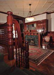 Buyers have the option to purchase some of the mansion's furnishings.