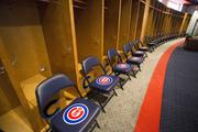 The major league clubhouse has 70 lockers.
